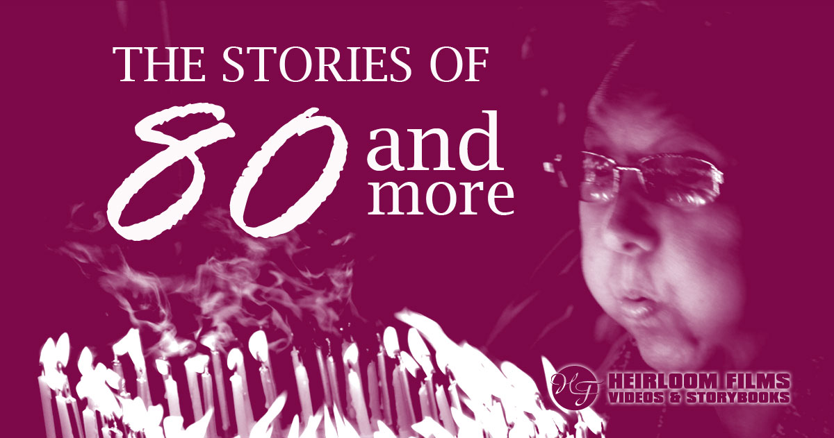 The Stories of 80 And More