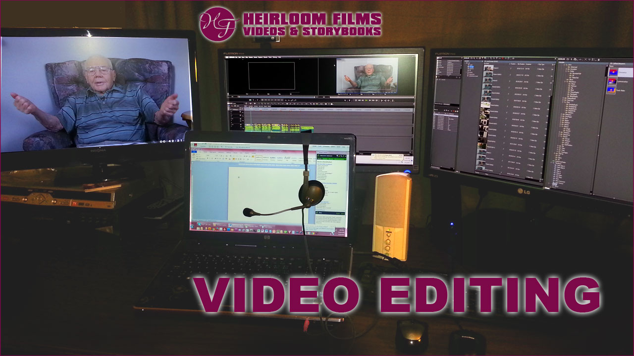 Video Editing Services Vancouver Heirloom Films